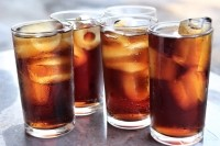 The results go some way in supporting claims that caffeinated drinks such as coffee, tea and cola beverage have a role in halting cognitive decline. ©iStock