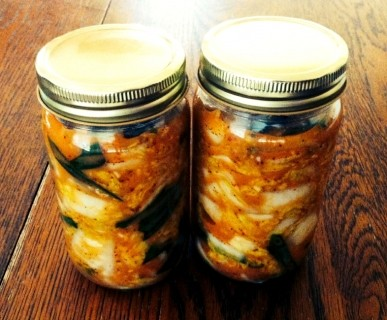 research on kimchi Kimchi also is used in everything from soups to pancakes, and as a topping on pizza and burgers why to try it: kimchi (or kimchee) is loaded with vitamins a, b, and c, but its biggest benefit may.